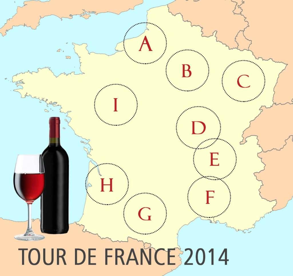 Wine Tour de France Map_ALTERNATE